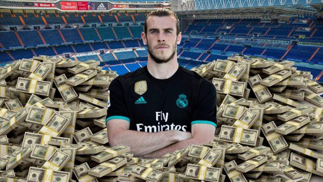 """Real """"nuôi"""" Bale 1 bàn 53 tỷ đồng: Bán cho MU để nhẹ nợ?"""