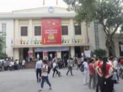 Điểm chuẩn đại học các trường khối kinh tế tăng đột biến