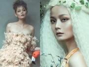 Chị đại Next Top Việt  tung ảnh ma mị sau khi bị loại