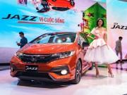 Tin tức ô tô - Honda Jazz hoàn toàn mới chính thức ra mắt Việt Nam