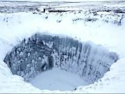 Hố tử thần  trỗi dậy  ở Siberia đe dọa sự sống hành tinh