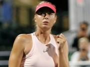 Thể thao - Tin thể thao HOT 1/8: Người đẹp Sharapova thắng nhọc trên đất Mỹ