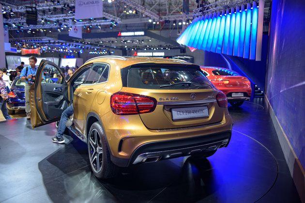 Mercedes GLA 2018 ở Việt Nam có giá từ 1,619 tỷ đồng - 6