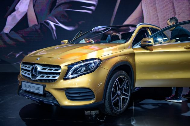 Mercedes GLA 2018 ở Việt Nam có giá từ 1,619 tỷ đồng - 7