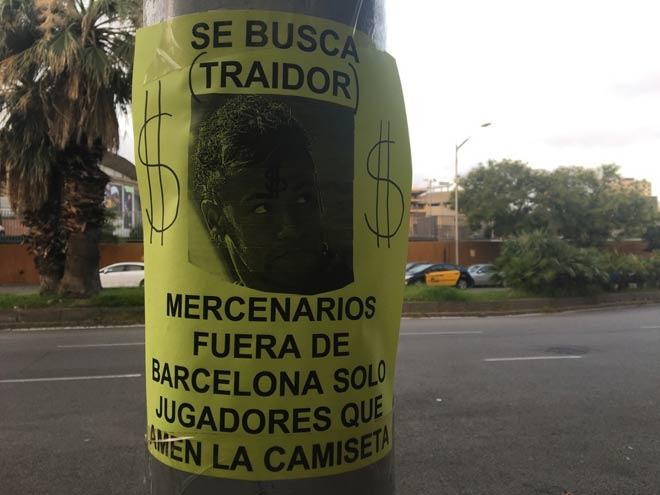 "Triệu fan Barca ""truy nã"" Neymar, Messi chấm Coutinho 100 triệu euro - 2"