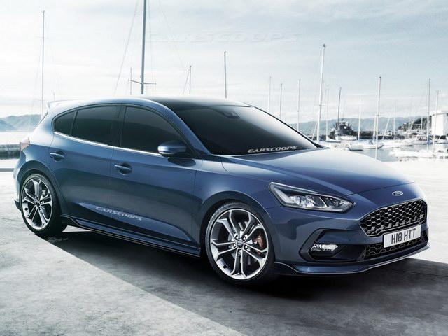 Ford Focus thế hệ mới sẽ lớn hơn trước - 2