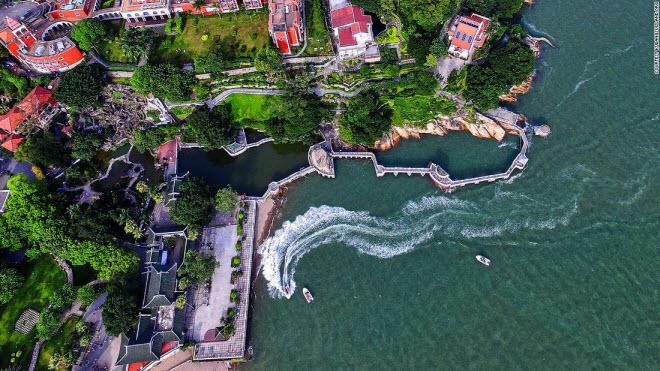 Khám phá hòn đảo piano ở Trung Quốc - 2