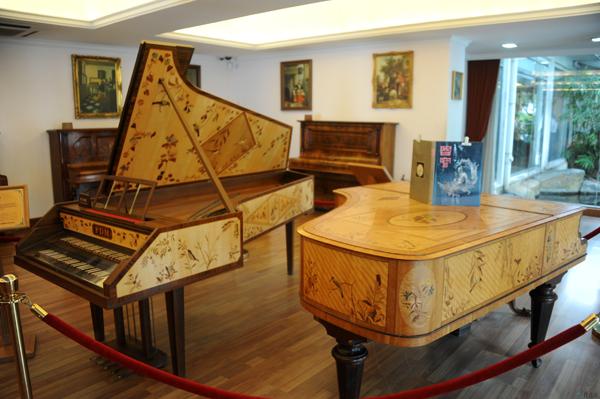Khám phá hòn đảo piano ở Trung Quốc - 3