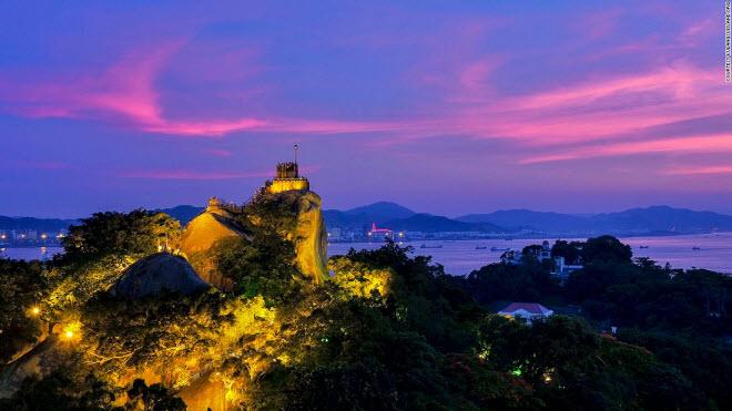 Khám phá hòn đảo piano ở Trung Quốc - 7