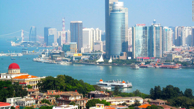 Khám phá hòn đảo piano ở Trung Quốc - 9