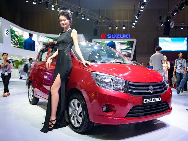 Suzuki Celerio: Thêm lựa chọn ô tô giá rẻ cho người Việt