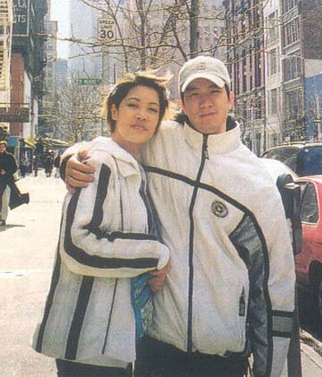 Trước khi Huy MC yêu Hà Hồ, Thu Phương đã có người khác?