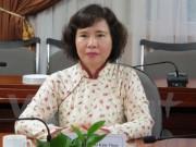 Tin tức trong ngày - Thứ trưởng Hồ Thị Kim Thoa xin thôi việc