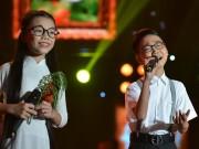 """Cậu bé Thị Mầu hát bolero quá ngọt vẫn bị Dương Triệu Vũ  """" bắt bẻ """""""