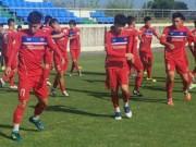 Bóng đá - U23 Việt Nam rèn tốc độ, chờ đọ sức với sao Hàn Quốc