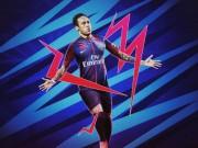 """Bóng đá - """"Bom tấn"""" Neymar 222 triệu euro: Barca xác nhận, Messi chào tạm biệt"""