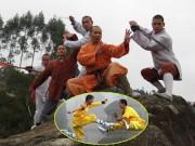 """Thể thao - """"108 anh hùng"""" lên Thiếu Lâm mở đại hội bàn đánh Từ Hiểu Đông"""