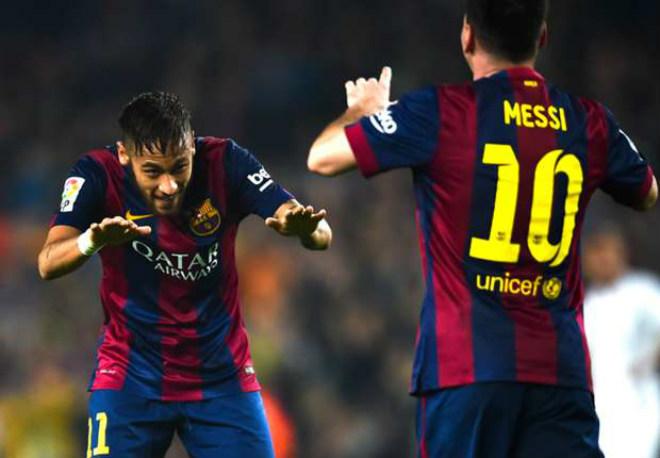 """Neymar chia tay Barca: Vì không muốn cúi mình trước """"VUA"""" Messi"""