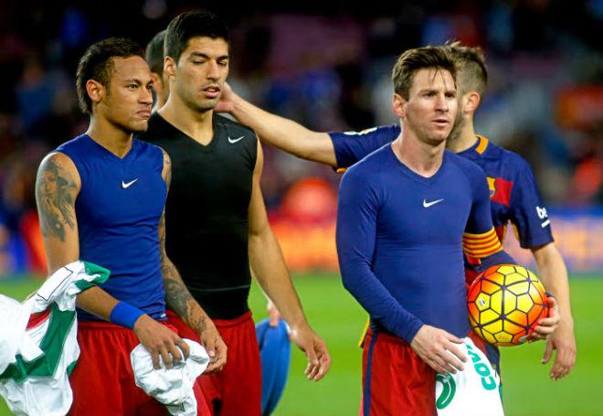 Mất Neymar, Barca vô lo: Messi sẽ lại dựng tam tấu mới - 1