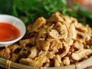 Ẩm thực - Lạ miệng, lạ tai với những món ngon của Sơn La