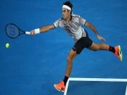 """Thể thao - """"Ma thuật"""" Federer: Đánh """"khều ốc"""", đối thủ cũng bó tay"""