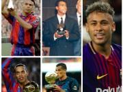 """Bóng đá - Neymar dứt tình Barca tuổi 25: Học Rô """"béo"""" để đoạt Bóng vàng"""