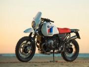Thế giới xe - BMW R nineT độ phong cáchParis-Dakar
