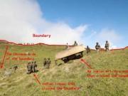 Thế giới - TQ tung ảnh tố 400 lính Ấn Độ xâm phạm lãnh thổ 80 mét