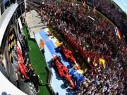 """Thể thao - Đua xe F1: Màn fair-play """"điên rồ"""" và chiếc ghế dựa"""