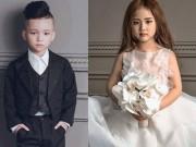 Ngắm 4 mẫu nhí Việt giành ngôi cao cuộc thi sắc đẹp quốc tế