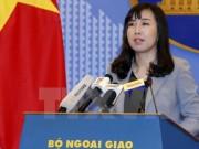 Nóng 24h qua: Bộ Ngoại giao nói về phát ngôn của Đức vụ Trịnh Xuân Thanh
