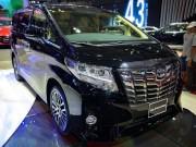 Tư vấn - Toyota Alphard tại Việt Nam chốt giá 3,533 tỷ đồng