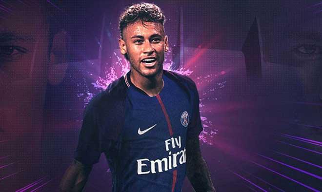 Neymar rời Barcelona đến PSG, lập kỷ lục 198 triệu bảng