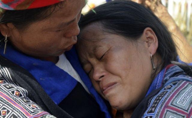 Xuyên đêm phá đá tìm kiếm 12 người mất tích ở Yên Bái - 9