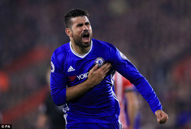 Diego Costa kiện Conte: Sóng ngầm lại nổi tại Chelsea - 1