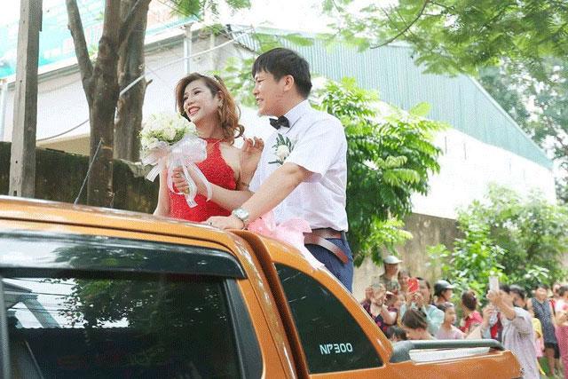 Đám cưới nổi nhất xứ Thanh của cô dâu chuyển giới - 6