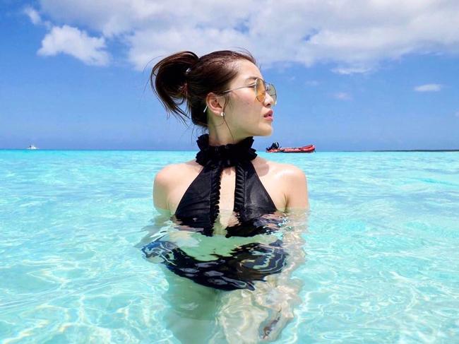 Chryseis Tan, 28 tuổi, là con gái của tỷ phú giàu thứ 20 ở Malaysia, Vincent Tan, người sở hữu công ty Berjaya và nắm trong tay khối tài sản 1,1 tỷ USD.