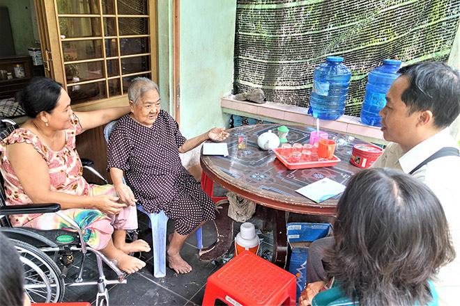 Vinamilk thăm hỏi và tri ân tới các mẹ Việt Nam anh hùng - 1