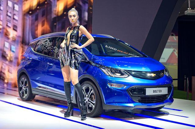 Chevrolet giới thiệu xe chạy điện Bolt EV tại Việt Nam - 1