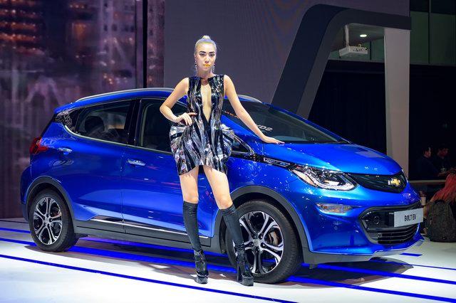 Chevrolet giới thiệu xe chạy điện Bolt EV tại Việt Nam - 2