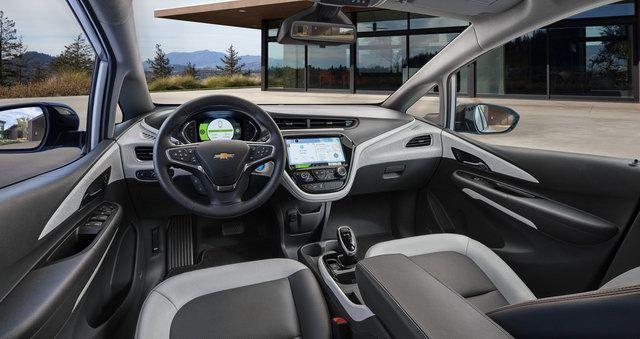 Chevrolet giới thiệu xe chạy điện Bolt EV tại Việt Nam - 3