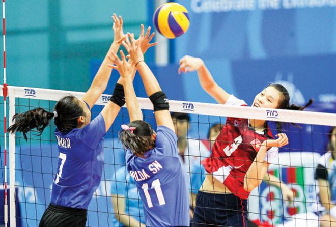 Tuyển nữ Việt Nam: Bảy lần thua người Thái và một kỳ SEA Games phấp phỏng - 1
