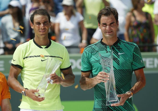 """Rogers Cup: Nadal - Federer chờ chung kết """"Siêu kinh điển"""" - 3"""