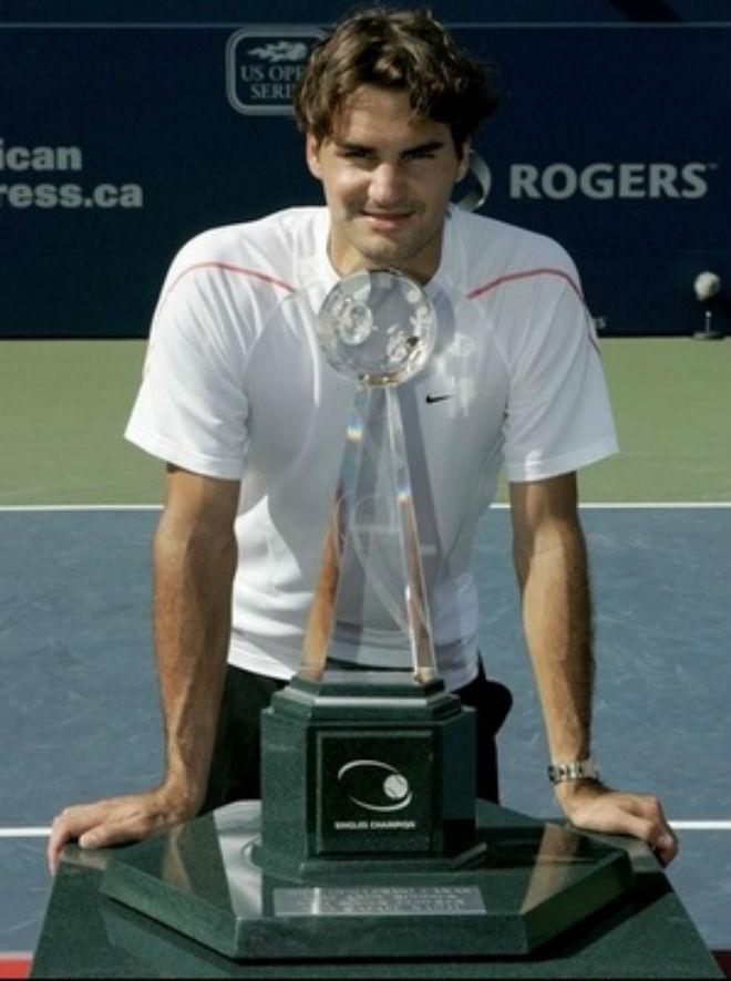 """Rogers Cup: Nadal - Federer chờ chung kết """"Siêu kinh điển"""" - 1"""