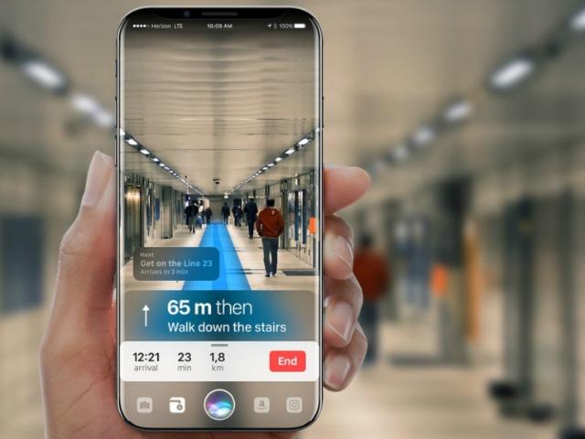 NÓNG: iPhone 8 lộ ảnh thực tế, không có Touch ID - 4