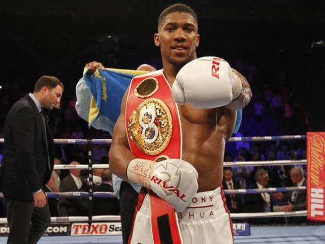 """""""Vua boxing"""" Joshua đấu Pulev: 70.000 vé đã bán hết, cả nước Anh sôi sục - 3"""