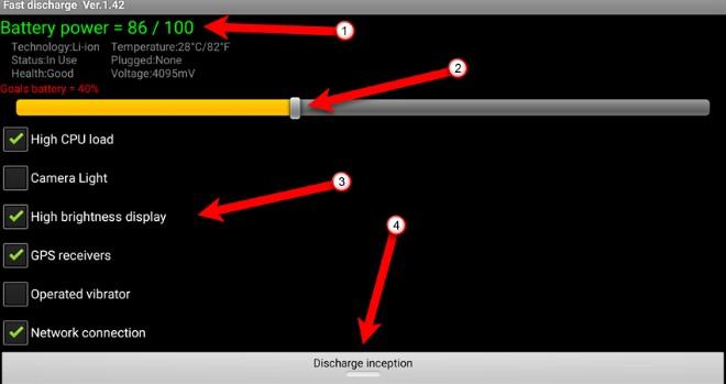"""Những cách xả pin """"thần tốc"""" cho smartphone Android - 5"""