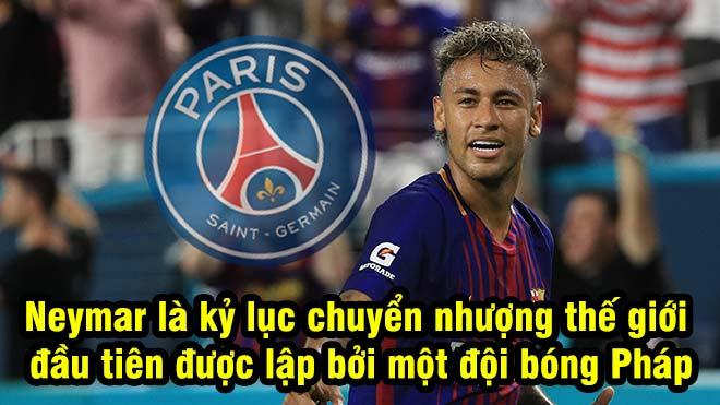 PSG mua Neymar: Tiêu ít hơn MU, quyết đạp đổ Real, Barca - 1