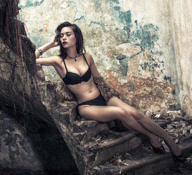Dàn mỹ nữ Việt có vòng 3 trên 90cm nô nức dự thi Hoa hậu Hoàn vũ - 2