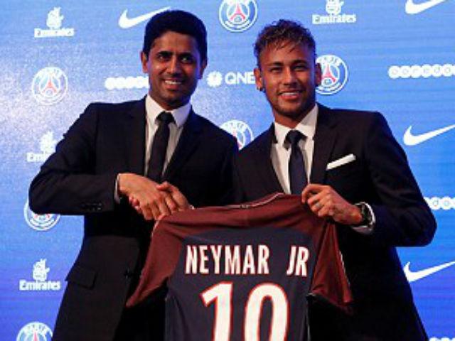 """""""Bom tấn"""" Neymar - PSG: Choáng với tấm séc 222 triệu euro - 4"""